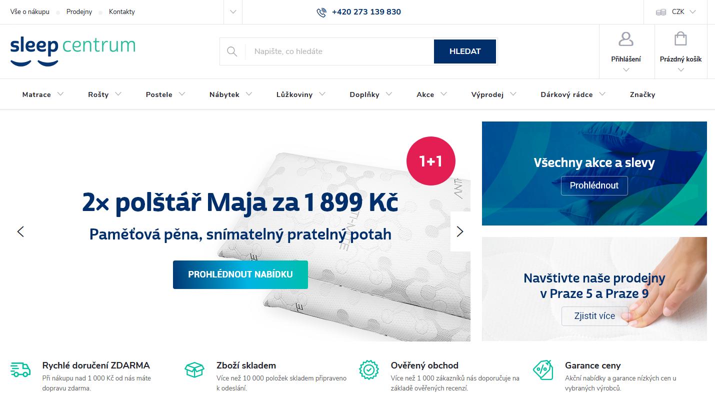 Sleepcentrum.cz