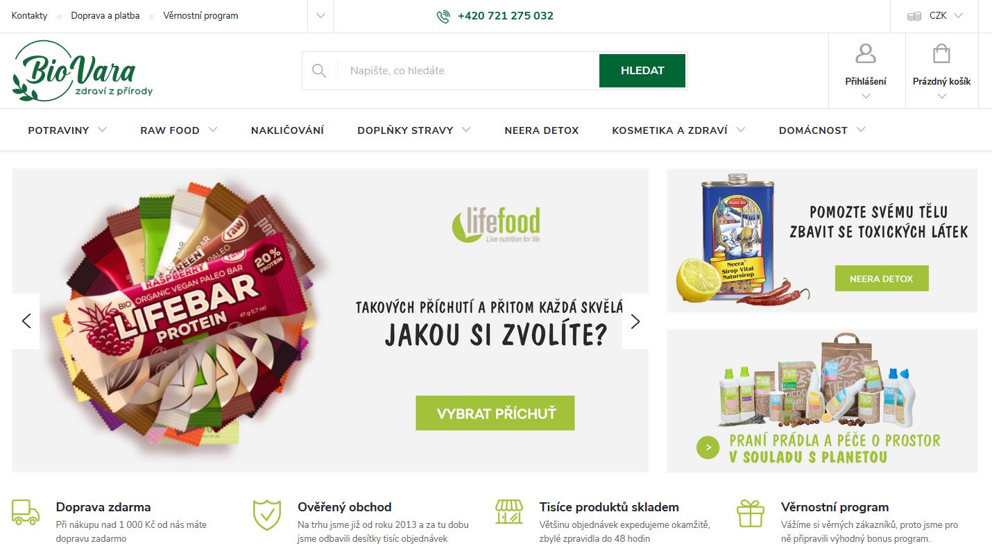 BioVara.cz