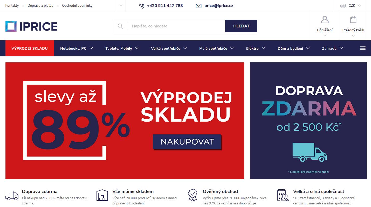 iPrice.cz