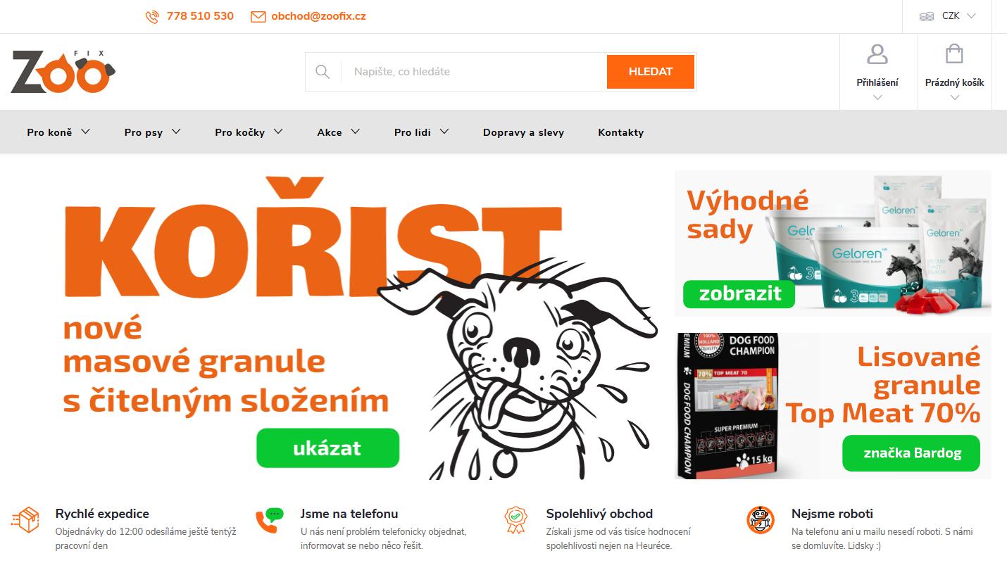 ZooFix.cz