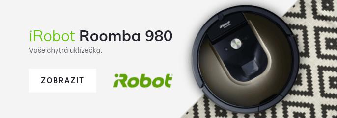 iROboto Roomba 980