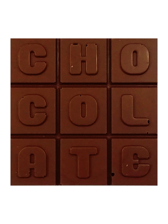 Mléčná čokoláda slazená stévií