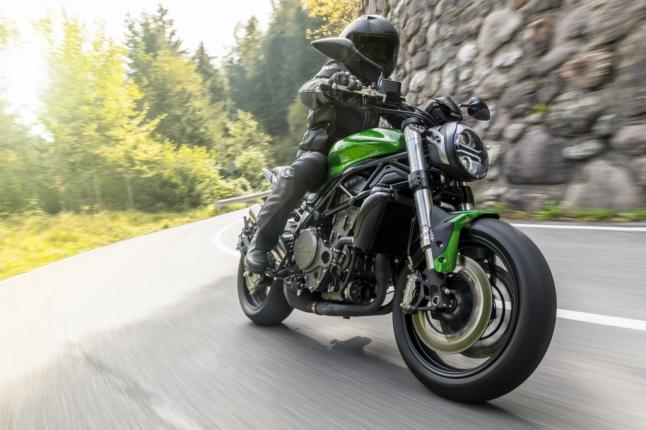 Předváděcí motocykly Benelli pro rok 2020