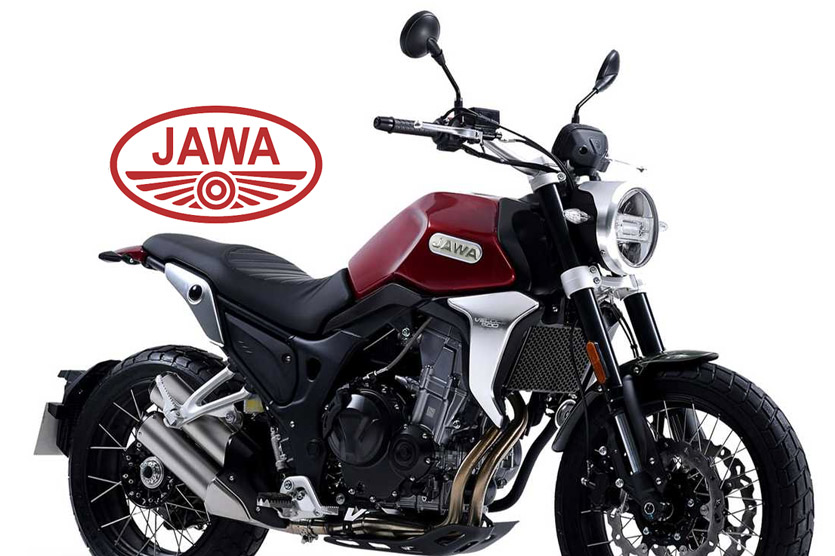 Jawa RVM 500 Scrambler právě přijíždí!