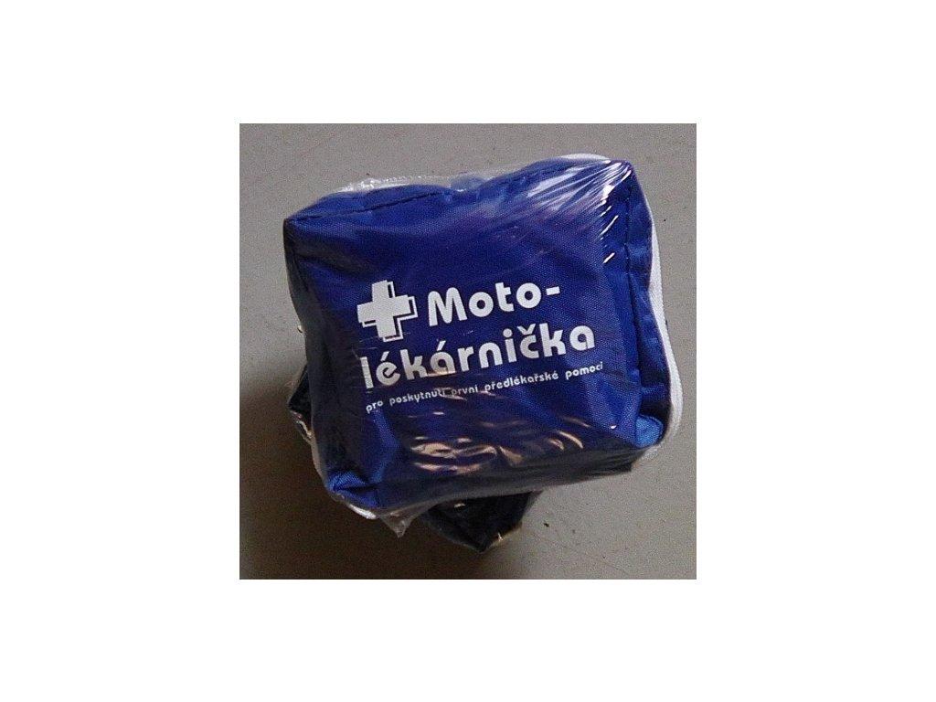 moto lékárnička