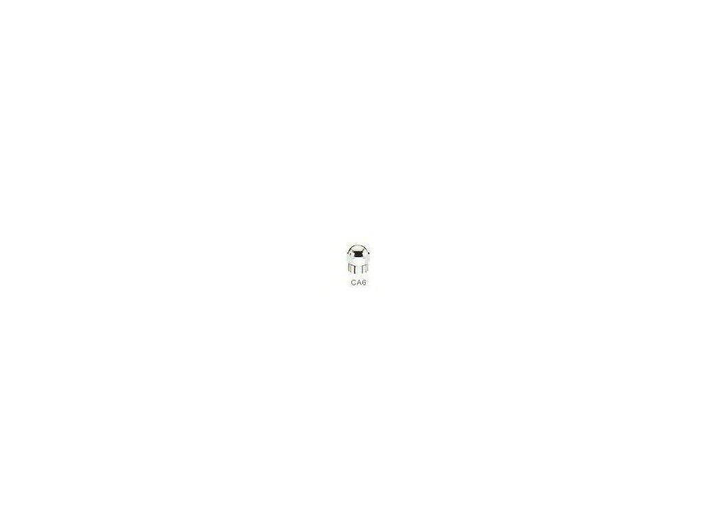 3426 cepicka ventilku chromova sestihran