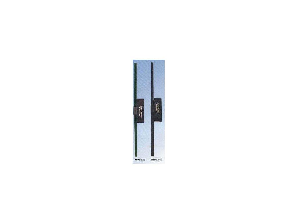 5025 elektronicka vnitrni nalepovaci antena se zesilovacem led dioda delka 35cm delka kabelu 203cm
