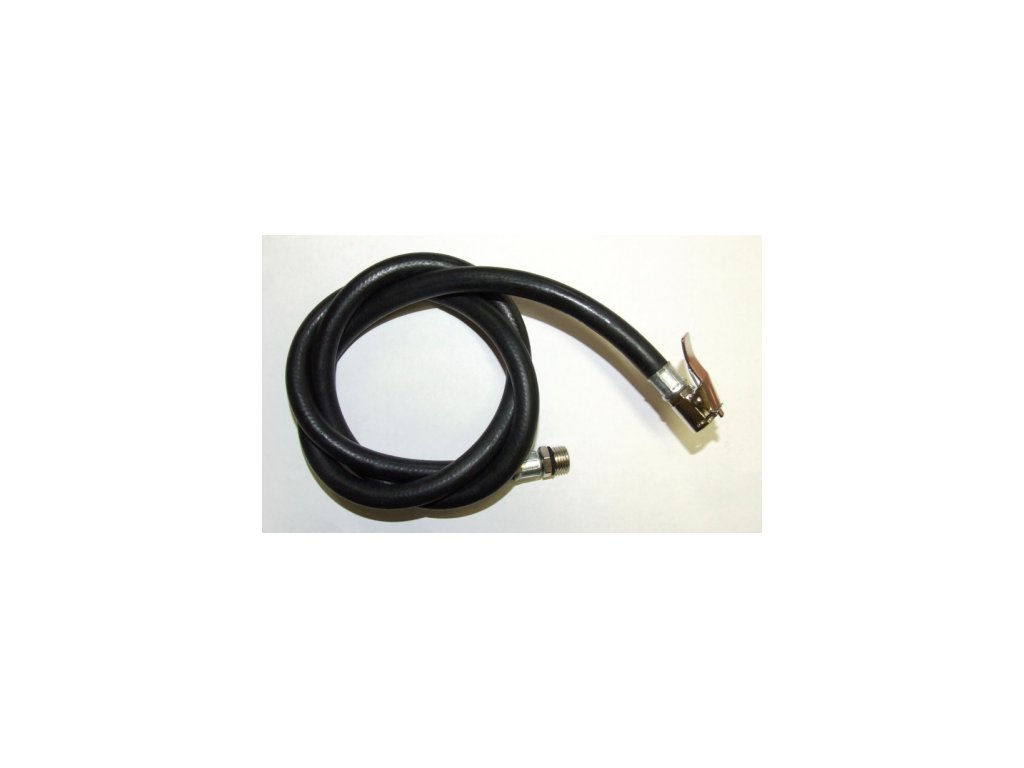 4980 hadice k hustici pneumatik s kovovou koncovkou 8mm x 100cm