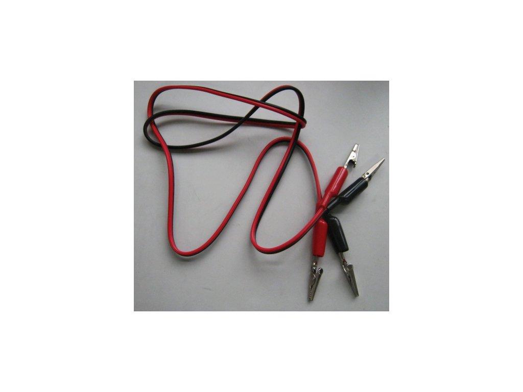 2784 propojovaci kabel s krokosvorkami