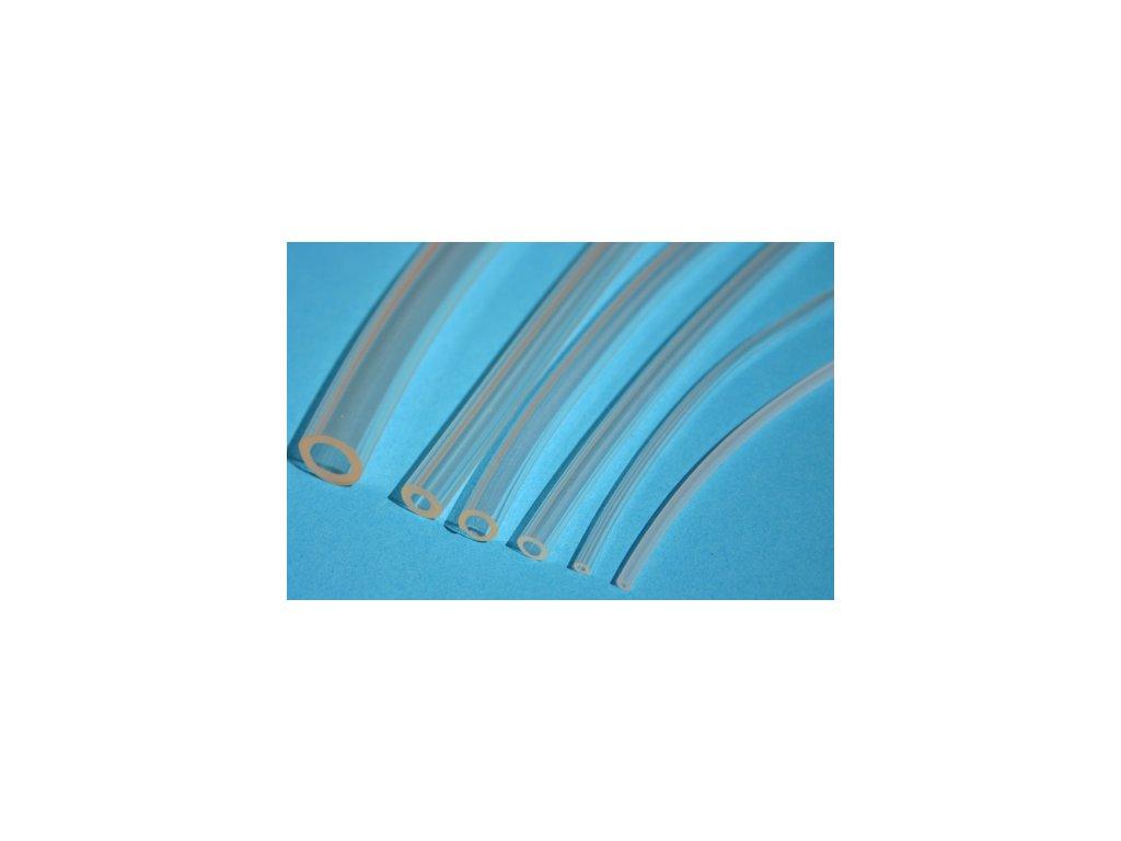 4764 univerzalni hadice do ostrikovacu transparentni 8mm 25m