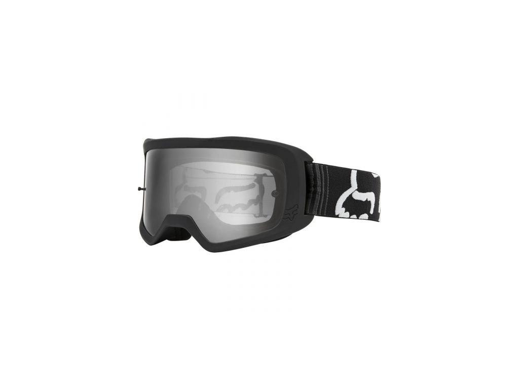 FOX Main II Race Goggle-OS-Black MX20