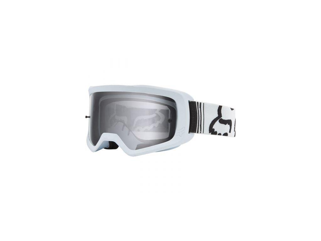 FOX Main II Race Goggle-OS-White MX20