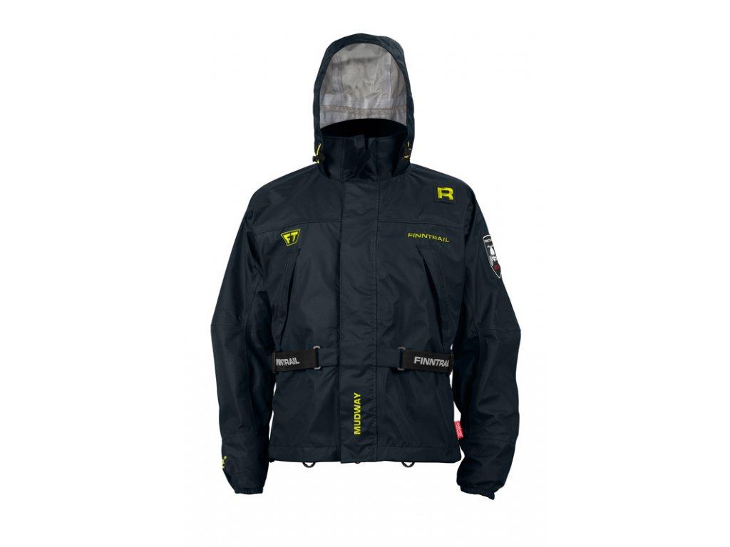 Finntrail Jacket Mudway 2000 Graphite