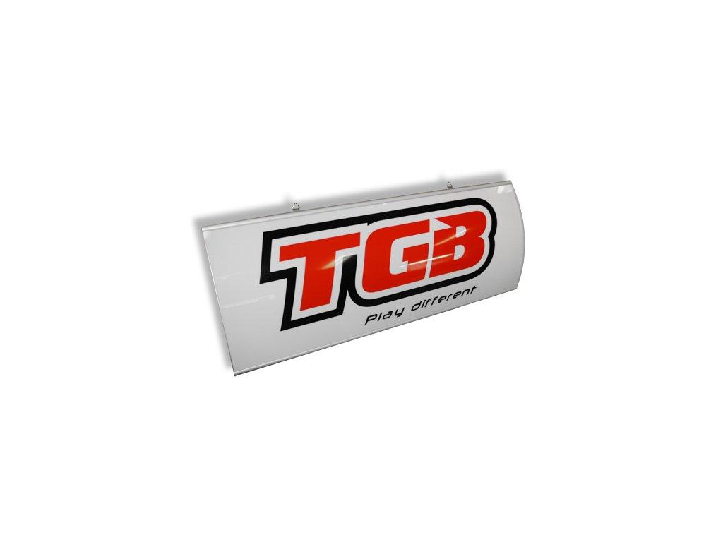 Světelná reklama TGB - LIGHT BOX-S