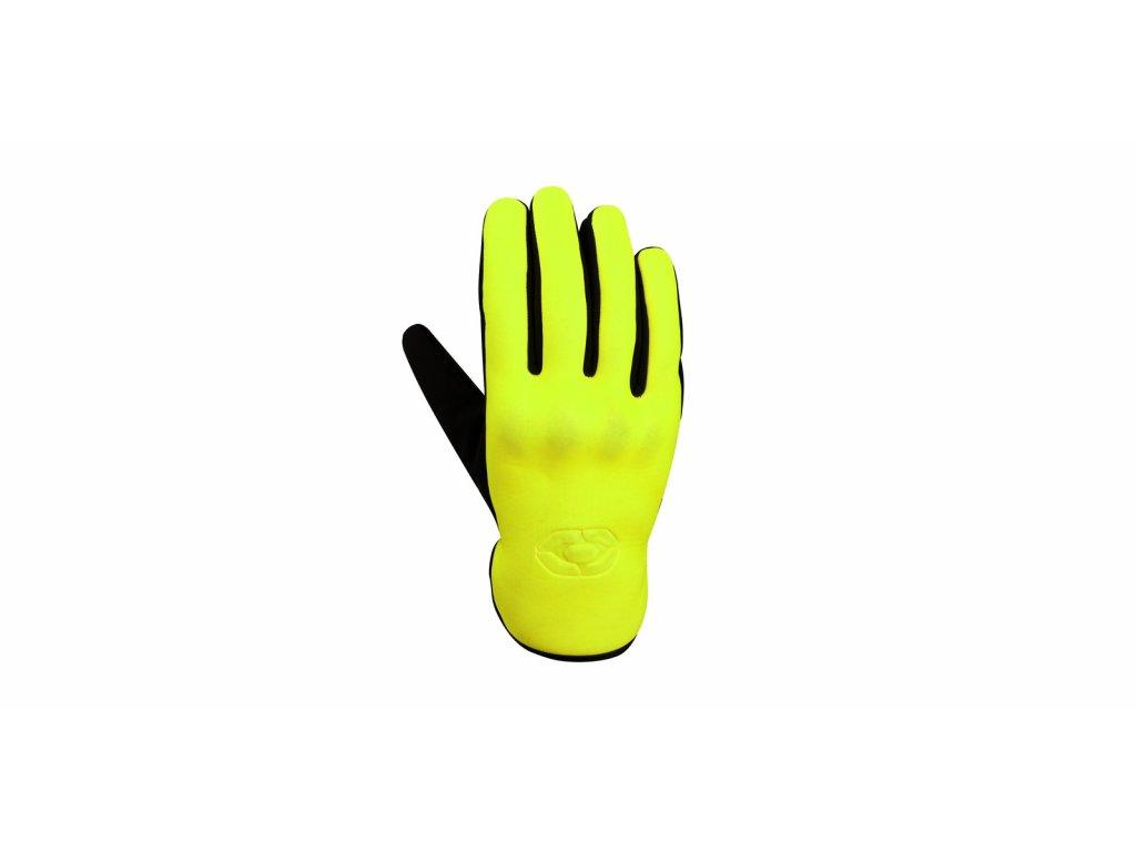 rukavice NEO, 4SQUARE - pánské (žluté)