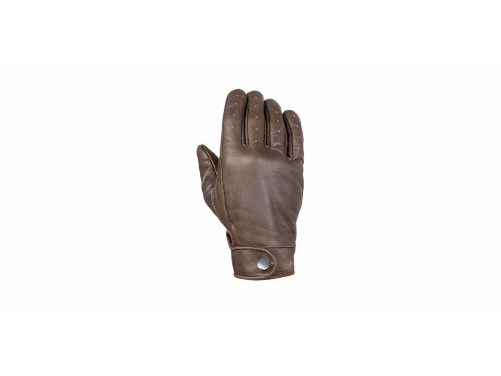 rukavice DANDY, 4SQUARE - pánské (hnědé)