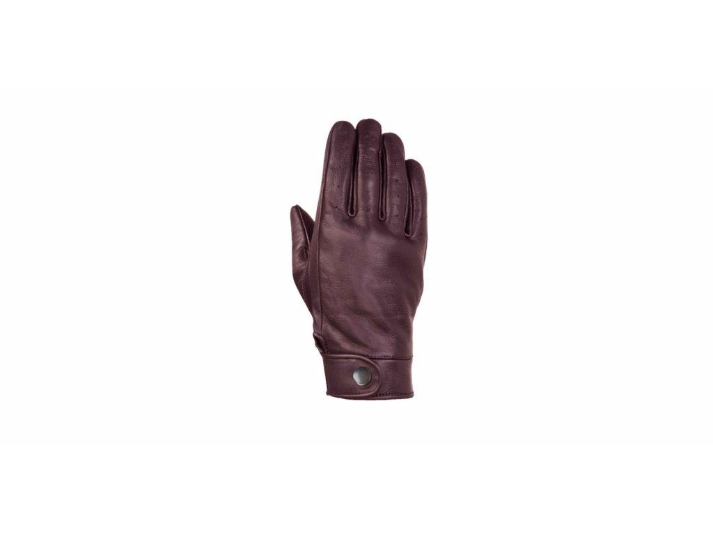 rukavice DANDY, 4SQUARE - dámské (bordó)