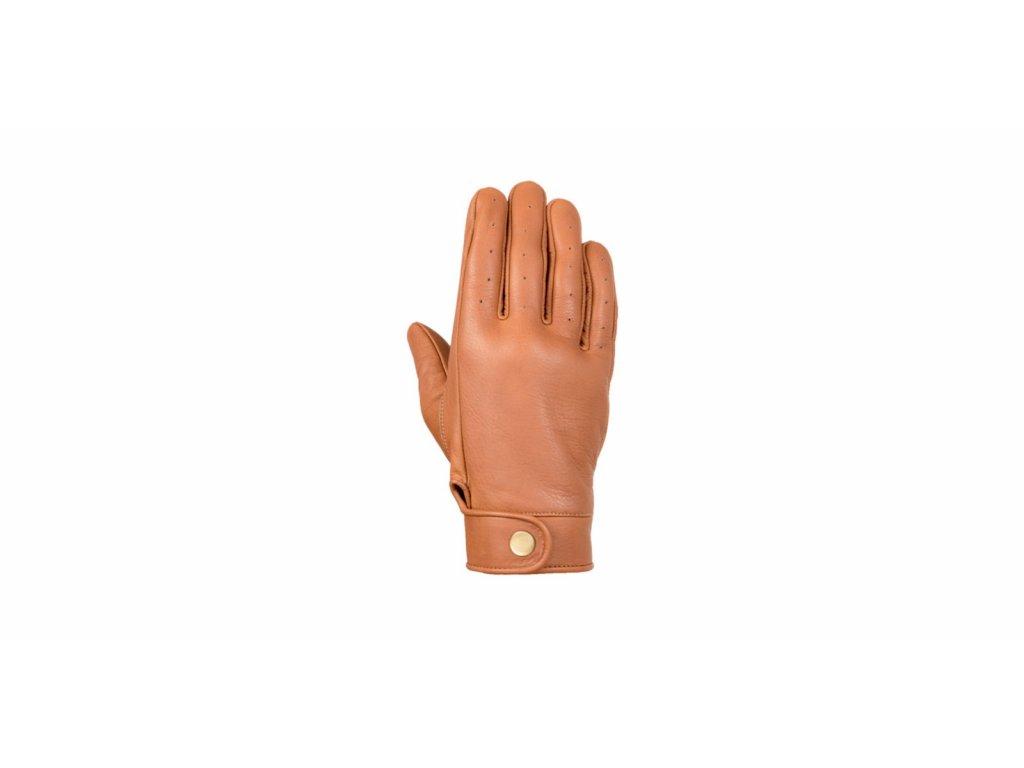 rukavice DANDY, 4SQUARE - dámské (světle hnědé)