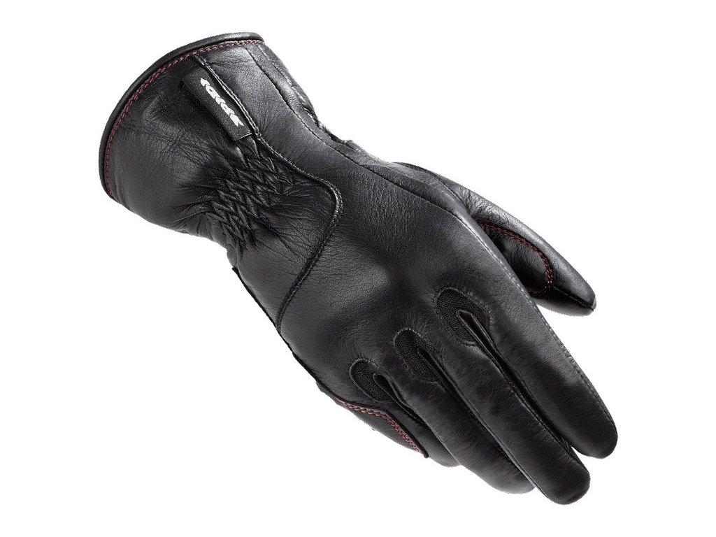 rukavice METROPOLE LADY H2OUT, SPIDI (černé)
