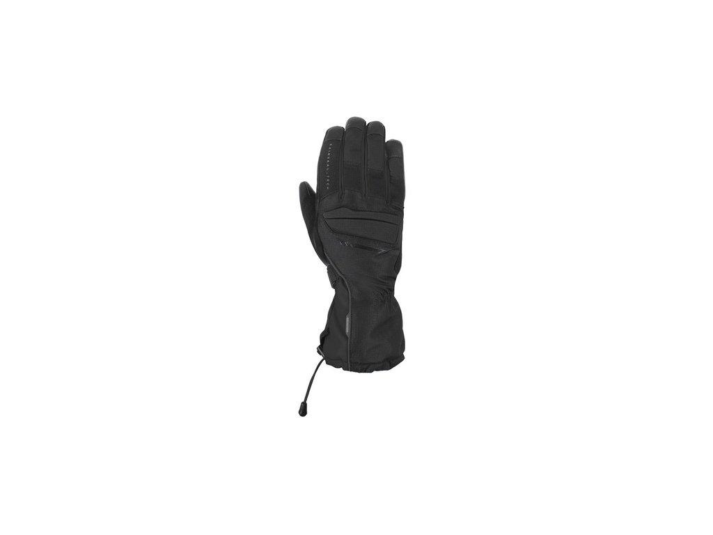 rukavice CONVOY 2.0, OXFORD, dámské (černé)