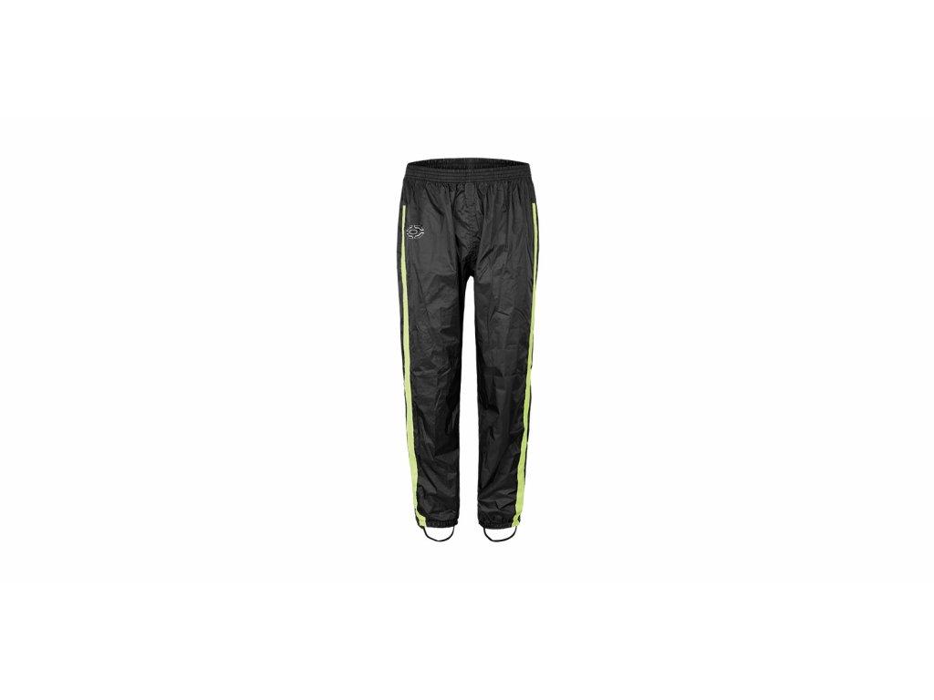 kalhoty BRISTOL, NOX/4SQUARE (černá/žlutá fluo)