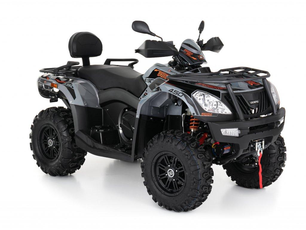 GOES 450i Cobalt MAX Basic cerna 01