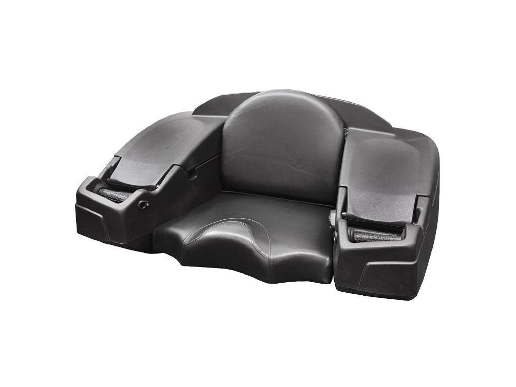 Zadní box Kimpex Dry Ride 2.0 TRUNK W/HEAT GRIP, s vyhříváním rukojetí