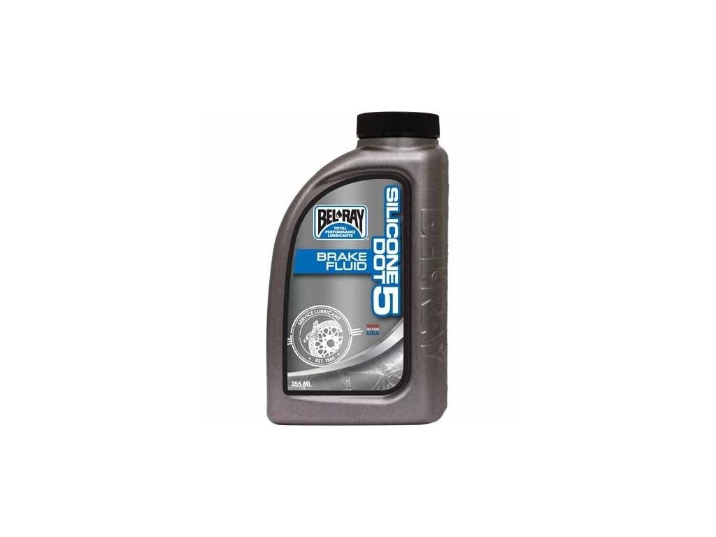 bel ray dot 5 brake fluid silicone 355ml