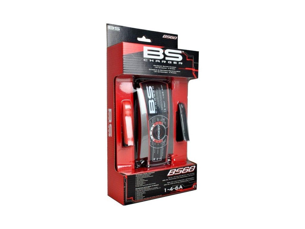Nabíječka baterií PRO SMART BS60 12V 1/4/6A
