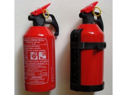4848 hasici pristroj s uchytem praskovy 1kg