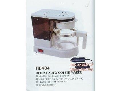 4851 kavovar s filtrem prekapavac 12v 24v
