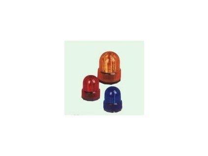4785 magneticky majak 10w 24v oranzovy