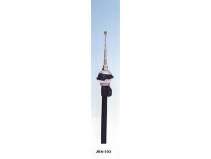 5013 teleskopicka antena do blatniku cerna