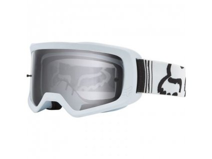 FOX Main II Race Goggle-OS-White MX20