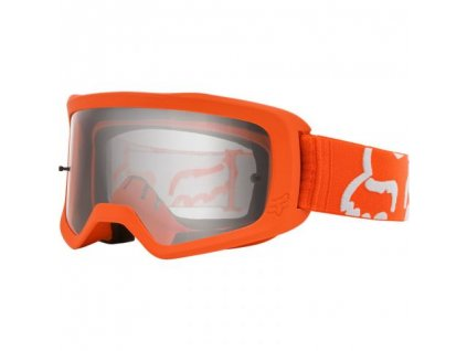 FOX Main II Race Goggle-OS-Fluo Orange MX20