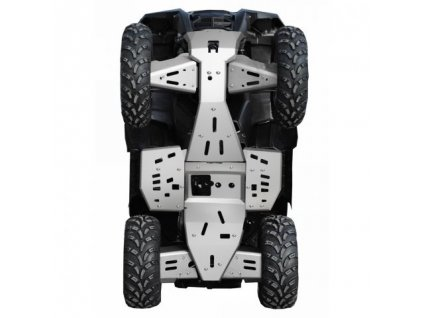 shark skid plates polaris sportsman 850xp