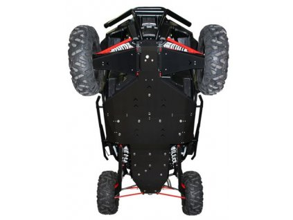 polaris rzr1000 skid plate phd
