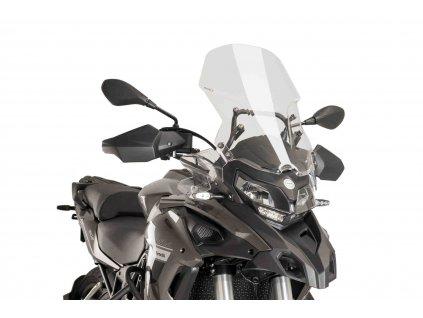 Plexi štít pro Benelli TRK502/X PUIG TOURING 9485W průhledný