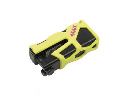 abus theft protection brake disc lock granit sledg 77 web yellow