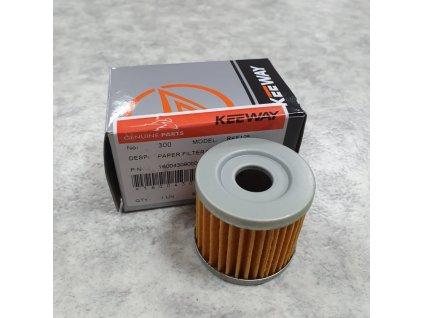 Olejový filtr pro motocykly Keeway RKF125 - originální