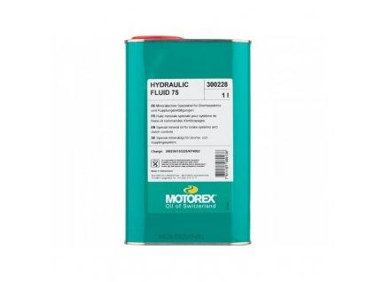 hydraulic fluid 75 1l