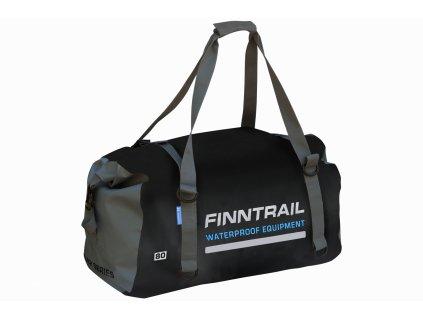 Finntrail Bag Big Roll Black 80L