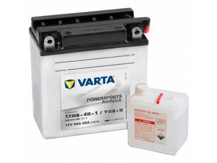 Varta 12V/9Ah - moto Freshpack (12N9-4B-1/YB9-B)