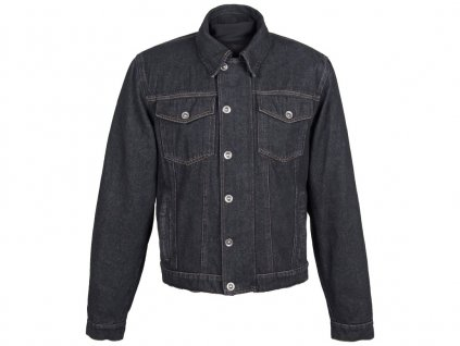 bunda Jeans Aramid, ROLEFF (černá)