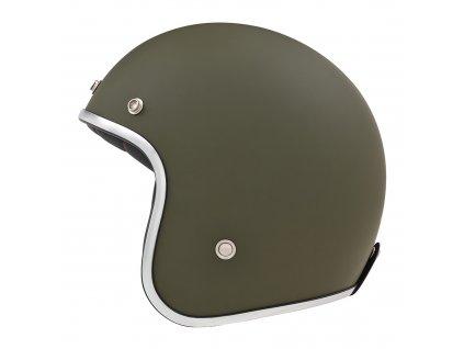 přilba N242, NOX (zelená khaki matná)