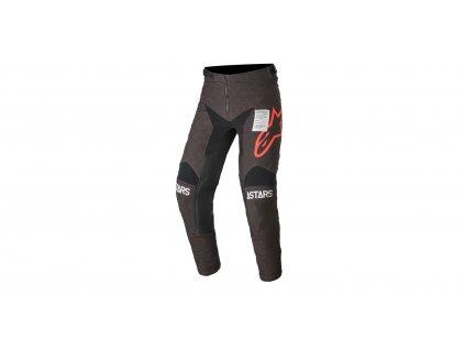 kalhoty RACER TECH 2020 limitovaná edice SX SAN DIEGO, ALPINESTARS (černá/šedá/červená)