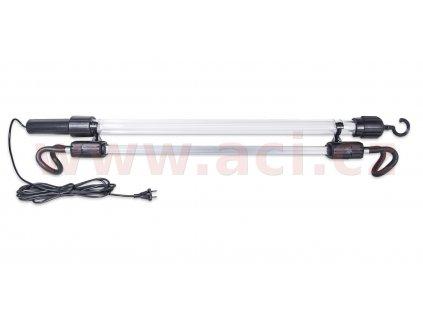 pracovní světlo pod kapotu 30 W, 230 V, nastavitelná délka 115-180 cm