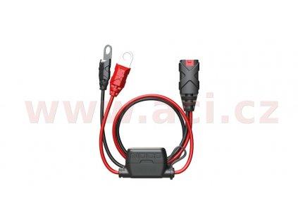 konektor pro trvalé připojení nabíječky k baterii, očka M6, NOCO GENIUS