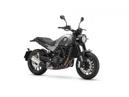 Benelli Leoncino 500 Naked E5