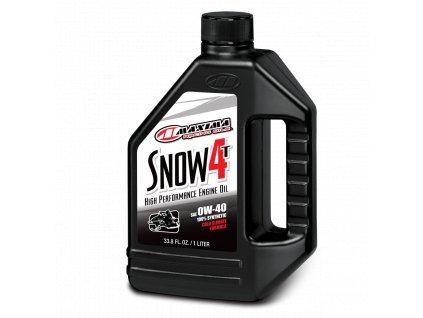 MAXIMA SNOW 4T FULL SYN 0W-40 / 1L